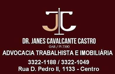 Dr. Janes Cavalcante Castro