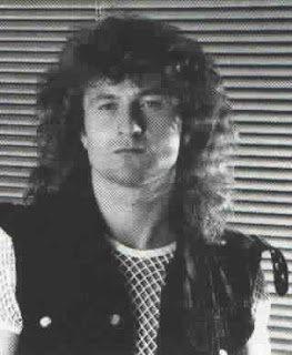 Mervyn Spence O'Ryan aor melodic rock