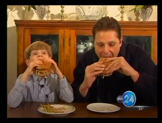 Logan Guleff Chomp Burger Memphis MasterChef Jr 2014 USA