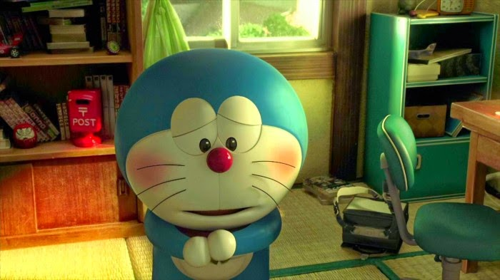 Doraemon Stand By Me (2014) Subtitle Indonesia