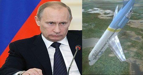 أول قرار خطير الآن من بوتين بعد سقوط طائرة روسية في مصر