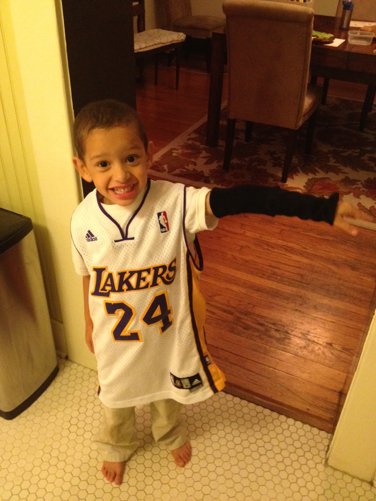 Basketball Sleeve Kids