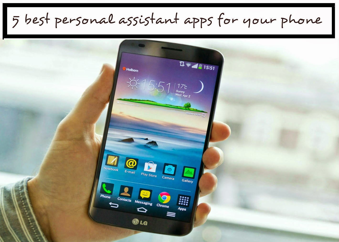 5 Best Personal Assistant Apps You Should Have On Your ...