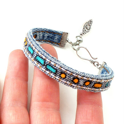 morse-code-blue-jean-bracelet-diy-upcycled