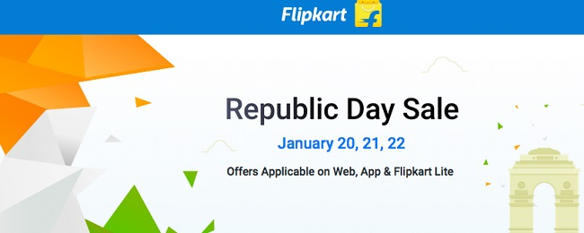 Grab Flipkart Republic Day Offers 2016 Now
