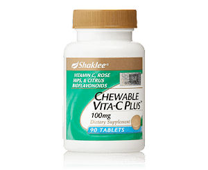 Chewable Vita-C™ 100 mg