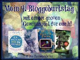 Mein 4. Bloggeburtstag