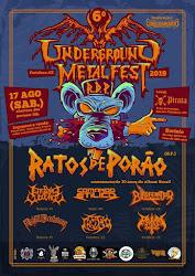 UNDERGROUND METAL FEST 2019