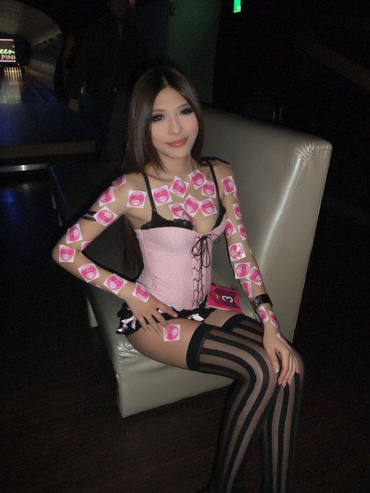 li xiao xing sexy boob cleavage 05
