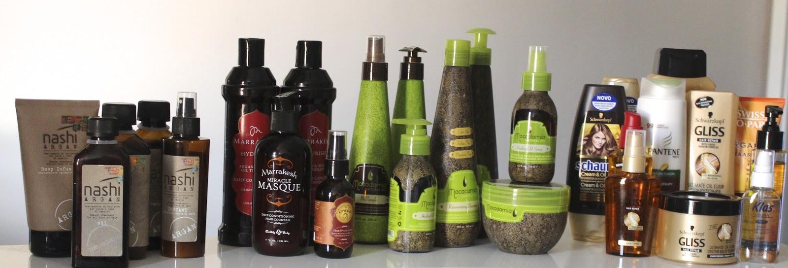 Arena Battle #8 - Proizvodi za njegu kose sa arganovim uljem