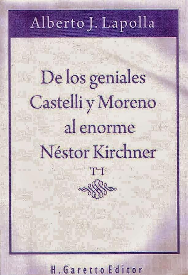 Libro de Alberto Lapolla