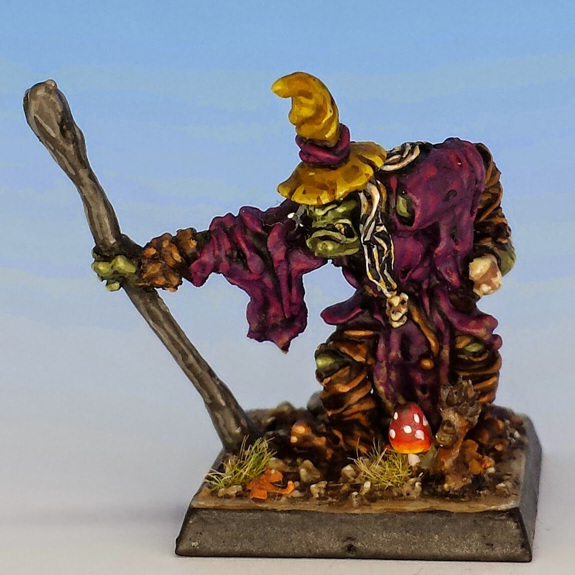 Mormo Jabberbinder, BC4 Citadel Miniatures (sculpted by Nick Lund)