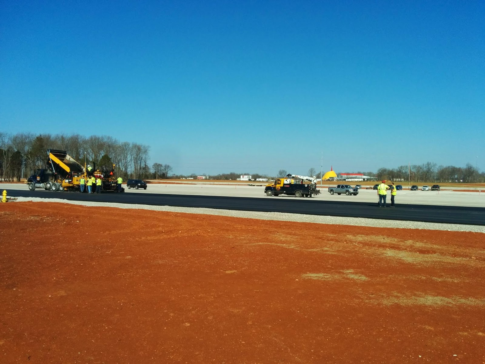 National Corvette Museum Begins Track Work at Motorsports Park