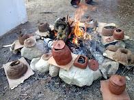 Taller de horno neolítico