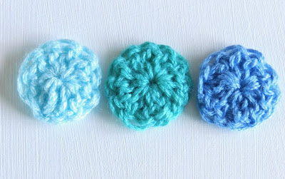 Crochet Sea Pennies