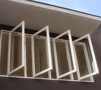 5 contoh desain jendela rumah minimalis terbaru gambar