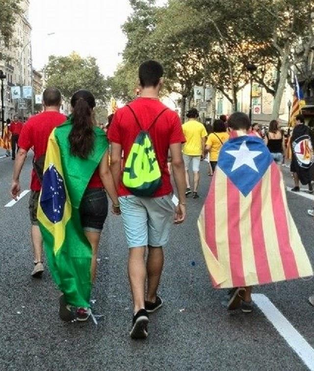Brasil e Catalunha