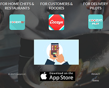 Food & Drink App of the Month - CooZyn
