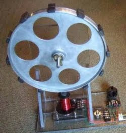 ... Menarik: Pembangkit Listrik Tenaga Magnet - Free Energy Generator