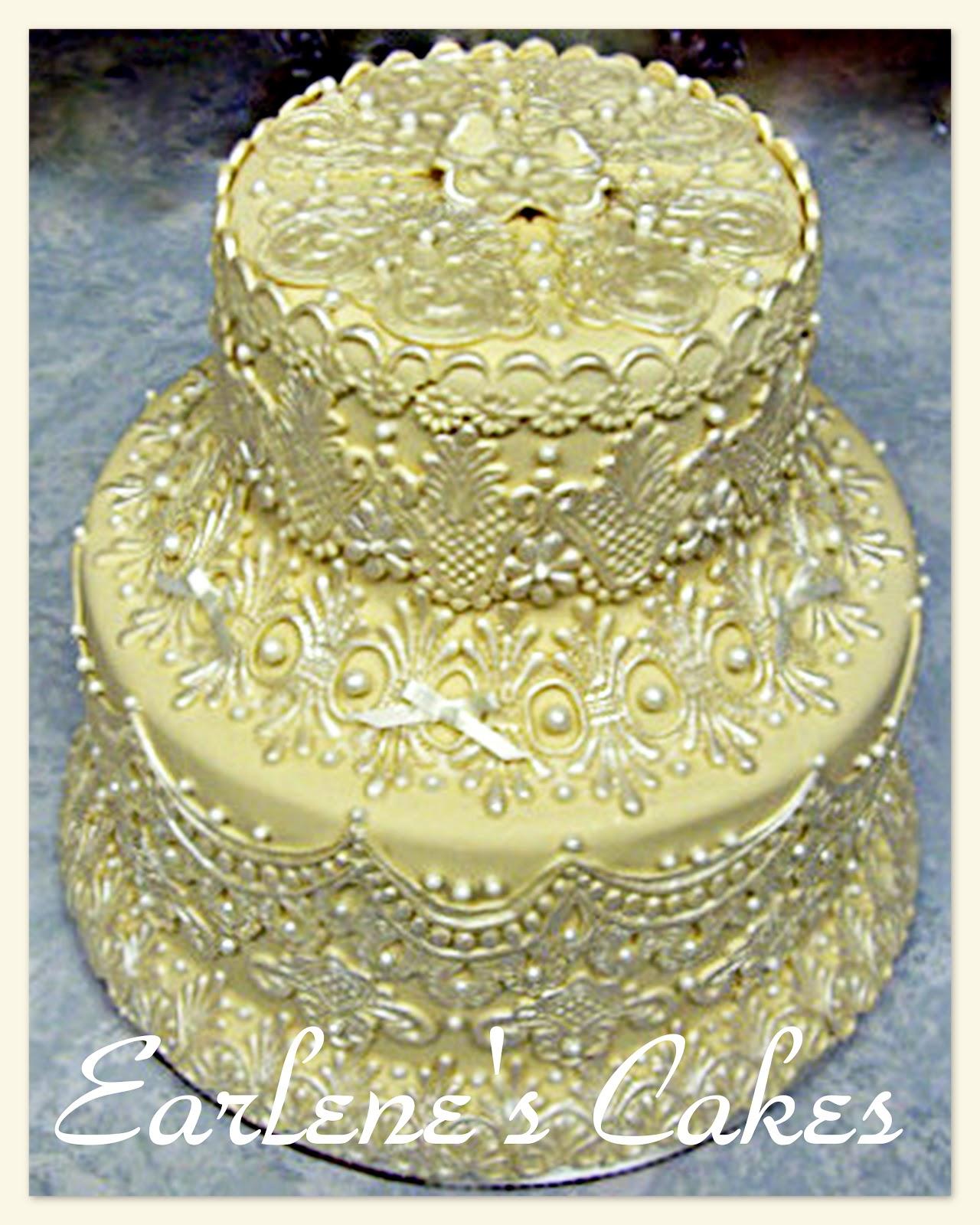 Lace For Cake Decorating : ~ Sugar Teachers ~ Cake Decorating and Sugar Art Tutorials ...