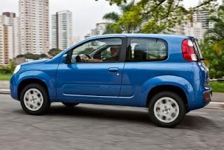 Fotos Fiat Uno 2012 Sporting 8V Flex 2 Portas
