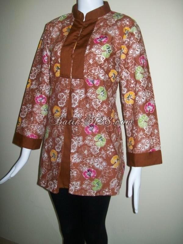 Foto Baju Batik Murah