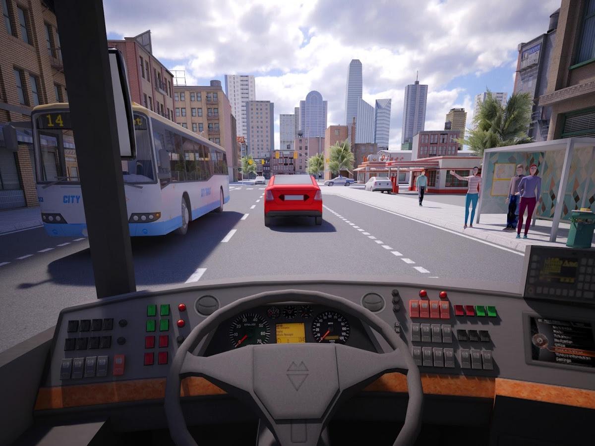 Bus Simulator PRO 2016 Apk v1.0-screenshot-1