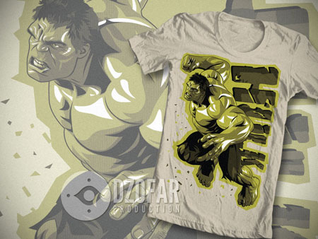 KAOS HULK dzofar production