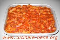 ricetta pasta con polpettine