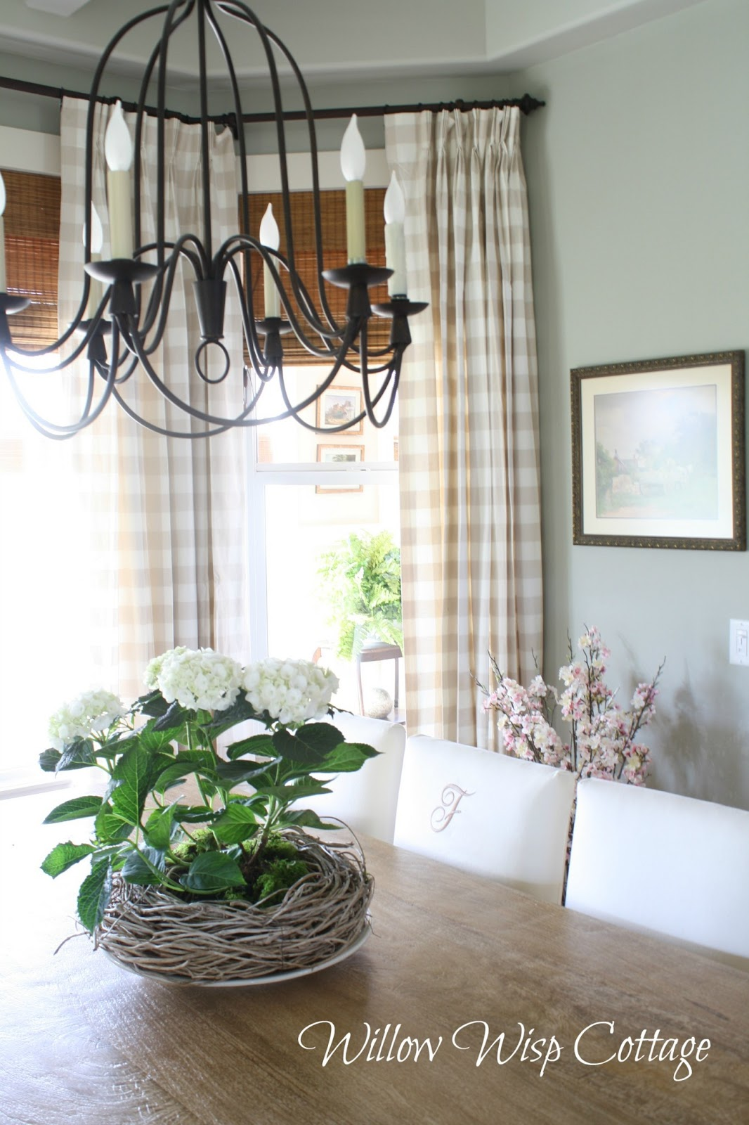 Pottery barn celeste chandelier - Willow Wisp Cottage Details On Our Kitchen Renovation Part 2