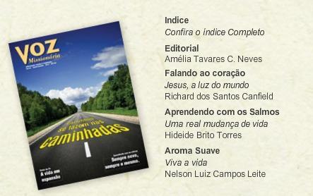 :: Revista Voz Missionária ::