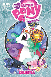 MLP Micro Series #8 Comic
