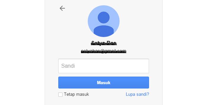 sandi gmail