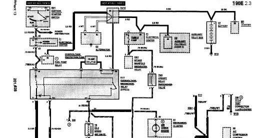 Diagram  Mercedes Benz Fuel System Diagrams Full Version Hd Quality System Diagrams