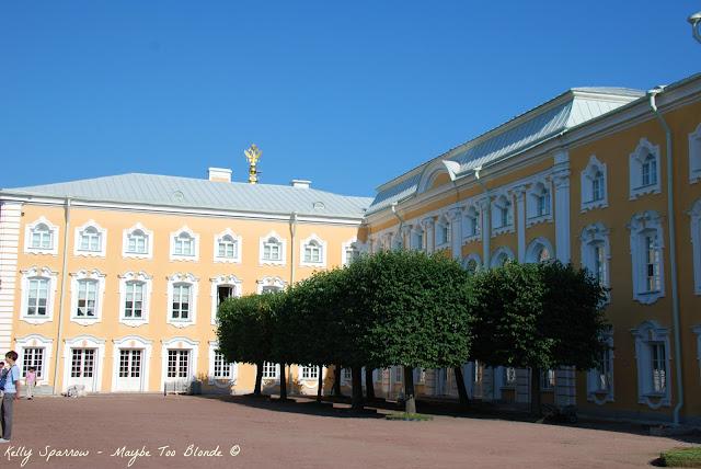Peterhof Gardens - St Petersburg Russia