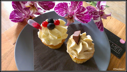 Berko Cupcake Dexter fruits rouges, cupcake berko Kinder