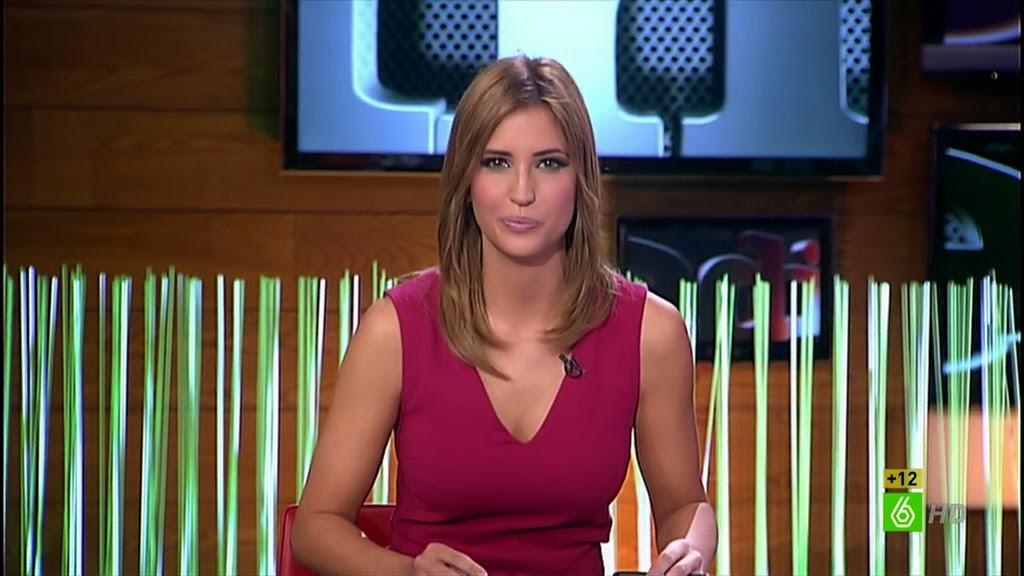 SANDRA SABATES, EL INTERMEDIO (22.10.13)