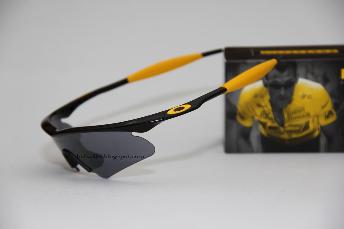 oakley, briko, Rudy-Project: oakley M-Frame Livestrong