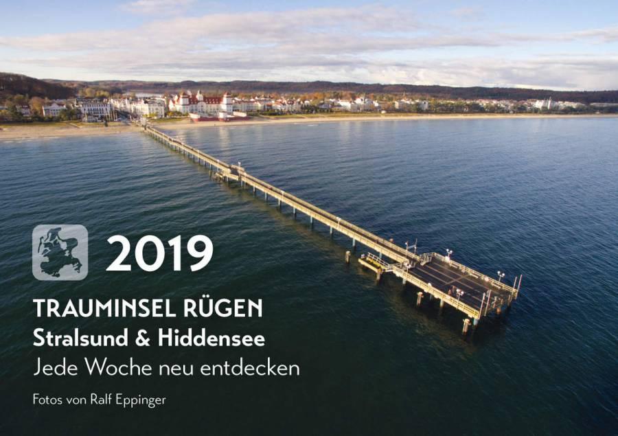 Rügen Wochenkalender 2019