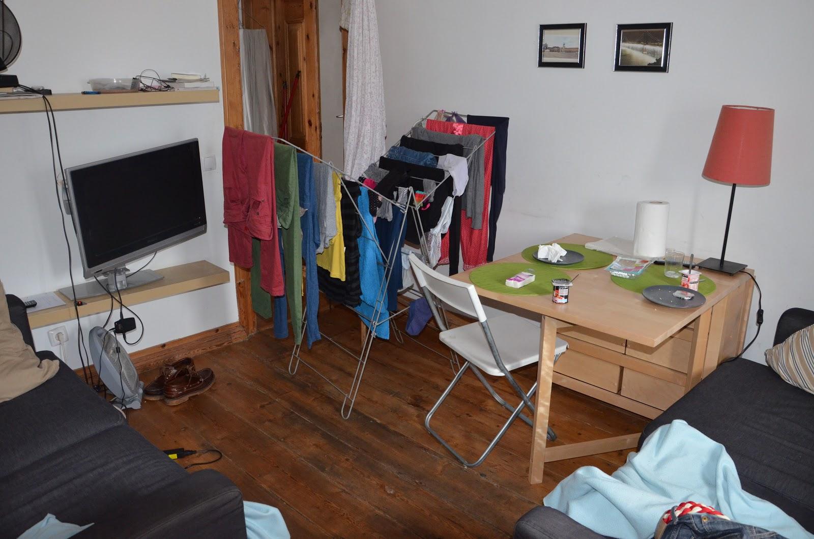 Charlys Blog: Alltag und meine Wohnung