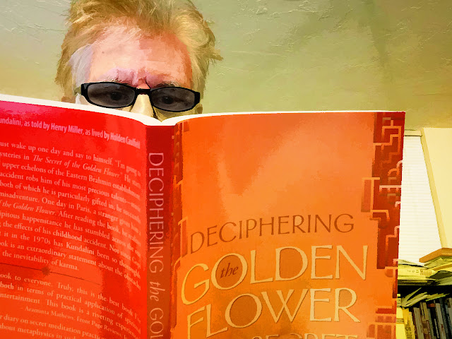 Trump reads Decipering the Golden Flower