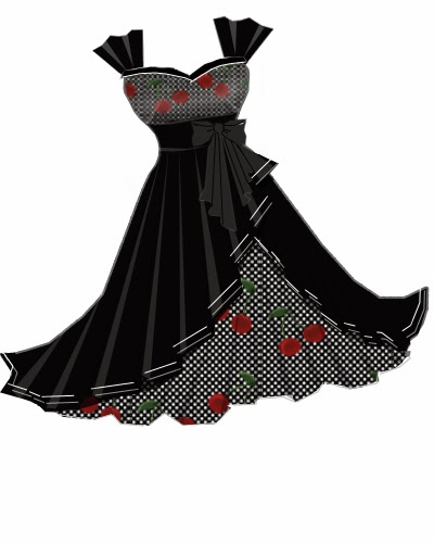 Plus Size Rockabilly Dresses Uk 46