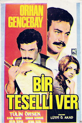 bir teselli ver film posteri