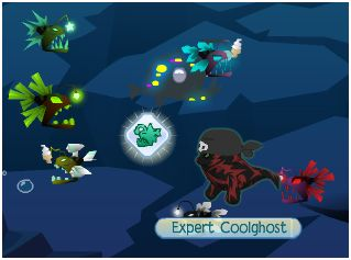 Animal jam rapids by trickertreee where the pets are for Angler fish pet