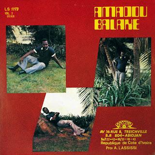 Amadou Balak? Vol.3,Sacodis 1979