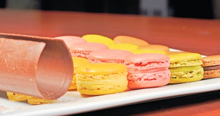 Macarr n es famoso delicioso y reconocido bocadito de la for Postres cocina francesa