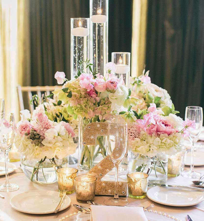 Wedding Flower Decorations for Tables Ideas pictures hd