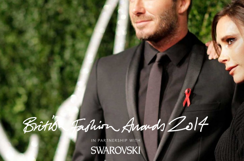 British Fashion Awards 2014 Winners