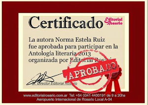 CONVOCATORIA INTERNACIONAL. ANTOLOGÍA 2013. EDITORIAL ROSARIO. LIBRO AUTORES INDEPENDIENTES.