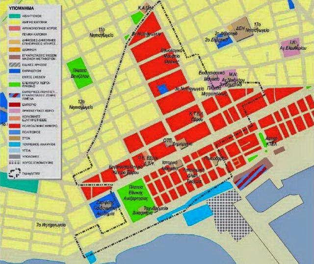 Η Λαϊκή Συσπείρωση για την Κυκλοφοριακή Μελέτη της Αλεξανδρούπολης